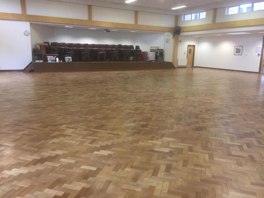 School Hall Restoration
